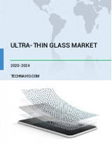 Ultra-thin Glass Market by End-user and Geography - Forecast and Analysis 2020-2024