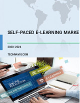 Self-paced E-learning Market by Product and Geography - Forecast and Analysis 2020-2024