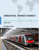 Urban Rail Transit Market by Type and Geography - Forecast and Analysis 2020-2024