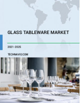 Glass Tableware Market by Product and Geography - Forecast and Analysis 2021-2025