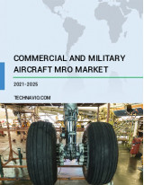 Commercial and Military Aircraft MRO Market by Sector and Geography - Forecast and Analysis 2021-2025