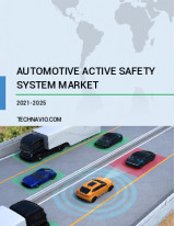 Automotive Active Safety System Market by Safety Feature and Geography - Forecast and Analysis 2021-2025