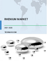 Rhenium Market by Application and Geography - Forecast and Analysis 2021-2025