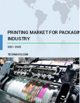 Printing Market for Packaging Industry by Technology and Geography - Forecast and Analysis 2021-2025