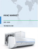 HVAC Market by End-user, Type, and Geography - Forecast and Analysis 2021-2025