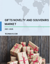 Gifts Novelty and Souvenirs Market by Product, Distribution Channel, and Geography - Forecast and Analysis 2021-2025