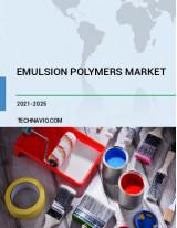 Emulsion Polymers Market by Application and Geography - Forecast and Analysis 2021-2025