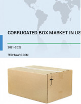 Corrugated Box Market in US by End-user and Material - Forecast and Analysis 2021-2025