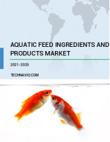 Aquatic Feed Ingredients and Products Market by Species and Geography - Forecast and Analysis 2021-2025