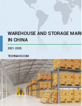 Warehouse and Storage Market in China by End-user and Type - Forecast and Analysis 2021-2025