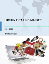 Luxury E-tailing Market by Product, Distribution Channel, and Geography - Forecast and Analysis 2021-2025