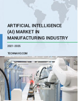 Artificial Intelligence (AI) Market in Manufacturing Industry Market by Application and Geography - Forecast and Analysis 2021-2025