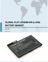 Global Flat Lithium-ion (Li-ion) Battery Market 2019-2023