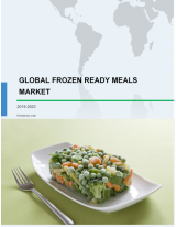Global Frozen Ready Meals Market 2019-2023