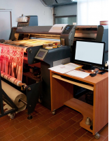 Digital Textile Printing Market by Ink Type, Application, and Geography - Forecast and Analysis 2021-2025