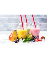 Bubble Tea Market by Base Ingredient, Component, and Geography - Forecast and Analysis 2021-2025