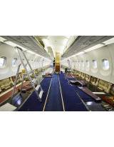Aircraft Refurbishing Market by Aircraft Type and Geography - Forecast and Analysis 2021-2025