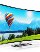 Curved TV Market by Technology, Display Size, and Geography - Forecast and Analysis 2021-2025
