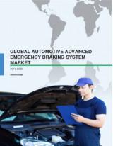 Global Automotive Advanced Emergency Braking System Market 2016-2020
