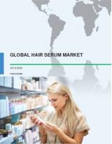 Global Hair Serum Market 2016-2020