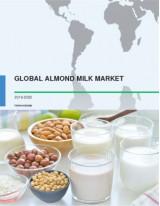 Global Almond Milk Market 2016-2020