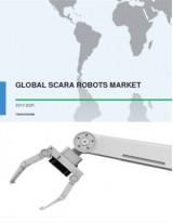 Global SCARA Robots Market 2017-2021