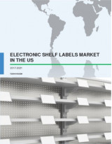 Electronic Shelf Labels Market in the US 2017-2021