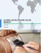 Global Novelty Hair Color Market 2017-2021