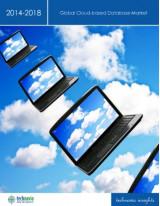Global Cloud-based Database Market 2014-2018