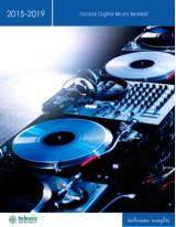 Global Digital Music Market 2015-2019