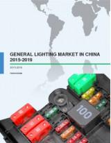 General Lighting Market in China 2015-2019