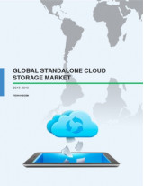 Global Stand Alone Cloud Storage Market - Industry Analysis 2015-2019