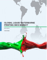 Global Liquid Waterborne Printing Inks Market 2015-2019