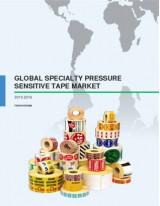 Global Specialty Pressure Sensitive Tapes Market 2015-2019
