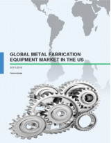 Metal Fabrication Equipment Market in the US 2015-2019