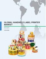 Global Handheld Label Printer Market 2015-2019
