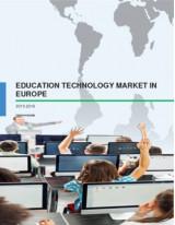 Education Technology Market in Europe 2015-2019
