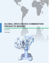 Global Drug Device Combination Products Market 2015-2019