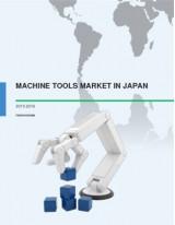 Machine Tools Market in Japan 2015-2019