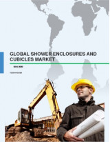 Global Shower Enclosures and Cubicles Market 2016-2020