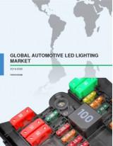Global Automotive LED Lighting Market 2016-2020