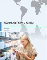 Global Wet Shave Market 2016-2020