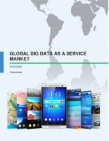 Global Big Data as a Service Market 2016-2020