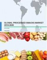 Global Processed Snacks Market 2016-2020