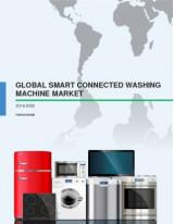 Samart Connected Washing Machine Market 2016-2020