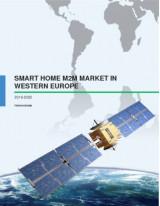Smart Home M2M Market in Western Europe 2016-2020