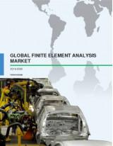 Global Finite Element Analysis Market 2016-2020