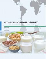 Global Flavored Milk Market 2016-2020