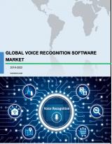 Global Voice Recognition Software Market 2018-2022