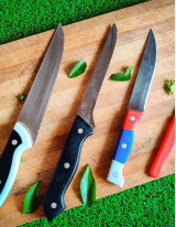 Consumer Kitchen Knife Market by Product, Distribution Channel, and Geography - Forecast and Analysis 2021-2025